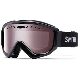 Smith Optics Knowledge OTG, Black Frame, Ignitor Mirror Lens (Xtra Lens Not Included)-Not Applicable