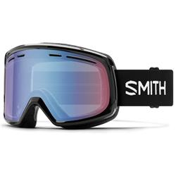 Smith Optics Range, Black Frame, Blue Sensor Mirror Lens (Xtra Lens Not Included)-Not Applicable