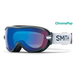 Smith Optics Virtue, Thunder Composite Frame, Chromapop Storm Rose Flash Lens (Xtra Lens Not Included)-Not Applicable