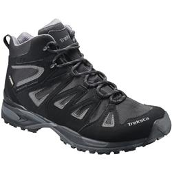 Treksta Nevado Mid GTX - Mens-Black
