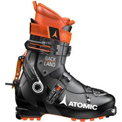 Atomic Backland Carbon Ski Boots - Unisex-Black / Anthracite / Orange