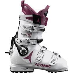 Atomic Hawx Ultra XTD 110 Ski Boots - Womens-White / Black / Purple