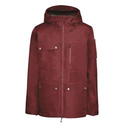 Black Crows Corpus 3LGTX Jacket - Mens-Burgundy