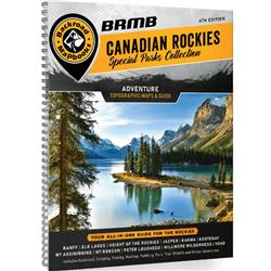 Backroad Mapbooks Backroad Mapbooks - Canadian Rockies-Not Applicable