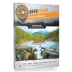 Backroad Mapbooks Backroad Mapbooks - Central Alberta-Not Applicable