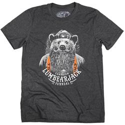 Westcoastees Lumbearjack T-Shirt - Unisex-Not Applicable