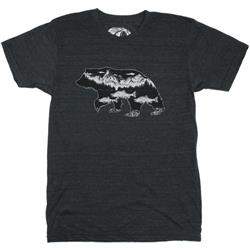 Westcoastees Salmon Bear T-Shirt - Unisex-Not Applicable