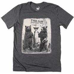 Westcoastees Tyee Bears T-Shirt - Unisex-Not Applicable