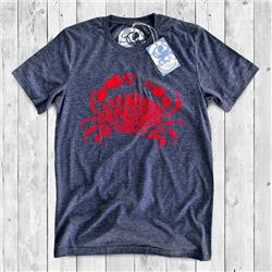 West Coast Crab T-Shirt - Unisex
