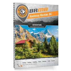 Backroad Mapbooks Kootenay Rockies BC-Not Applicable