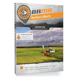 Backroad Mapbooks Northern Alberta - Spiral - 4th Edition-Not Applicable