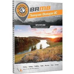 Backroad Mapbooks Backroad Mapbooks - Thompson Okanagan BC-Not Applicable