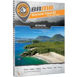 Backroad Mapbooks Vancouver Island BC Victoria & Gulf Islands - Spiral - 8th Edition-Not Applicable