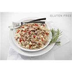 AlpineAire Pepper Beef with Rice - Gluten Free-Not Applicable