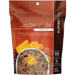 AlpineAire Spicy Cheddar Bean Dip - Gluten Free-Not Applicable