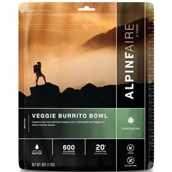 AlpineAire Veggie Burrito Bowl - Gluten Free-Not Applicable
