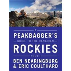 Heritage House Pub. A Peakbaggers Guide to the Canadian Rockies-Not Applicable