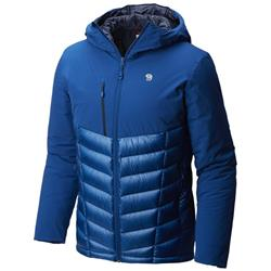 Mountain Hardwear Supercharger Insulated Jacket - Mens-Nightfall Blue