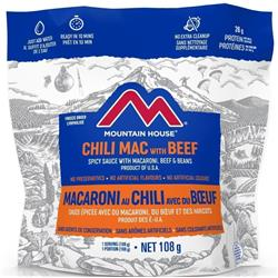 Mountain House Chili Macaroni with Beef-Not Applicable