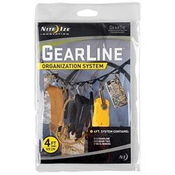 GearLine Organization System 4ft / 122cm - Assorted