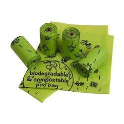Nite-Ize Pack-A-Poo Biodegradable Refill Bags - 4 Pack-Not Applicable