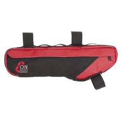 OnSight Equipment Formo Frame Bag 1.5L - Red / Black-Not Applicable