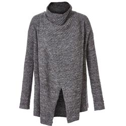 Royal Robbins Sophia Convertible Cardigan Solid - Womens-Charcoal
