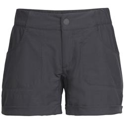 "Icebreaker Connection Shorts, 5.25"" Inseam - Womens-Monsoon"