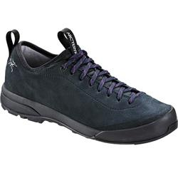 Arcteryx Acrux SL Leather Approach Shoe - Womens-Blue Nights / Orion