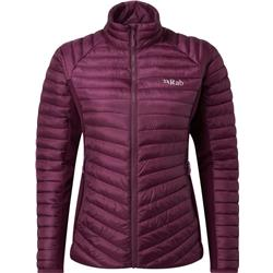 Rab Cirrus Flex Jacket - Womens-Berry / Berry / Berry