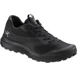 Arcteryx Norvan LD GTX Shoe - Mens-Black / Shark