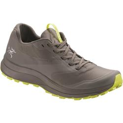 Arcteryx Norvan LD GTX Shoe - Mens-Light Titan / Venom Arc