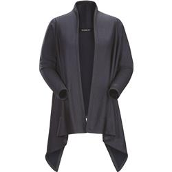 Arcteryx Nyara Wrap - Womens-Midnight Heather