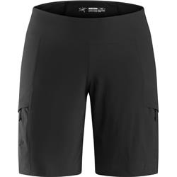 Arcteryx Sabria Shorts - Womens-Black