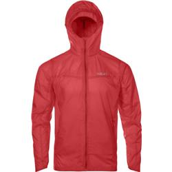 Rab Vital Windshell Hoody - Mens-Dark Horizon