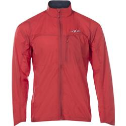 Rab Vital Windshell Jacket - Mens-Dark Horizon