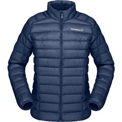Norrona Bitihorn SuperLight Down900 Jacket - Womens-Indigo Night
