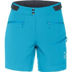 Norrona Falketind Flex1 Shorts - Womens-Blue Moon