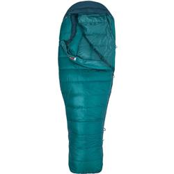 Marmot Angel Fire, Long, -4C / 25F - Womens-Malachite / Deep Teal