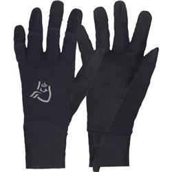 Norrona Fjora Windstopper Gloves-Caviar