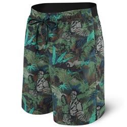 Saxx Underwear Co Cannonball 2n1 Long - Mens-GI Jungle