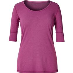 Royal Robbins Flip N` Twist Tee - Womens -Meadow Mauve