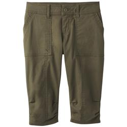 "Prana Adira Knicker, 14.5"" Inseam - Womens-Cargo Green"