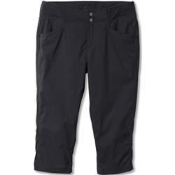 Royal Robbins Jammer II Capri - Womens-Jet Black