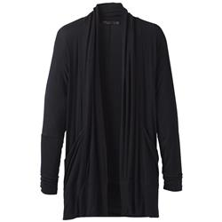 Prana Foundation Wrap - Womens-Black