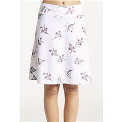 Fig Clothing May Skirt / Mangrove Cay - Womens-Purple Oleander