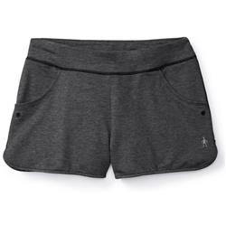 Smartwool Active Reset Short - Womens-Charcoal
