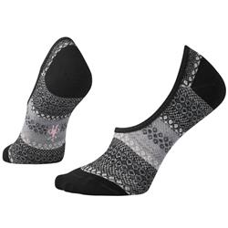 Smartwool Beyond The Hive Hide and Seek No Show Socks - Womens-Black