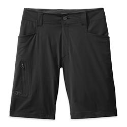 Outdoor Research Ferrosi Shorts, 10'' Inseam - Mens-Black