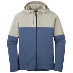 Outdoor Research Fifth Force Hoody - Mens-Dusk / Cairn